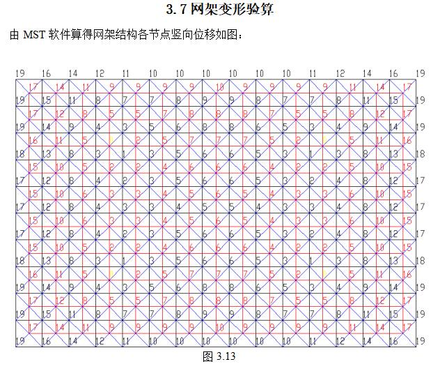 [网架结构]加油站钢结构毕业设计(含计算书)_3