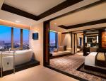 (原创)宾馆套房.酒店套房设计案例效果图