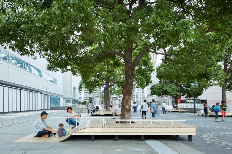 横滨城市公园改造