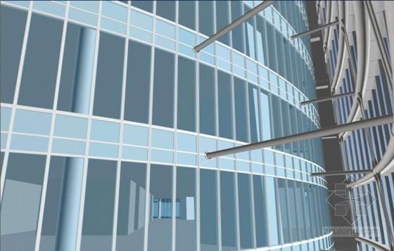 [上海]BIM在超高层建筑设计施工过程中的应用