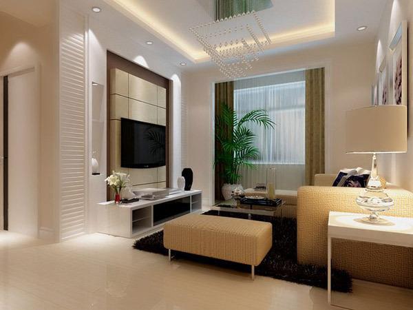 这么搭配才最酷,新房装修客厅瓷砖这样选!