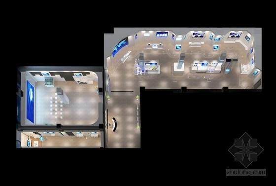 [北京]行政部门安全展厅体验馆策划与设计方案(含效果图)
