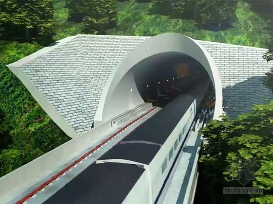 铁路客运专线工程施工动画演示(隧道 桥梁)