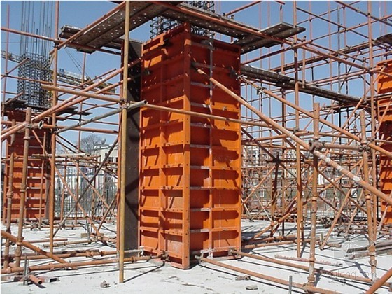 [北京]框剪结构住宅楼木模板施工方案