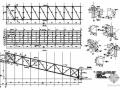 某24m跨连廊结构图