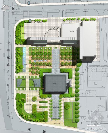 西安门规划设计方案-3