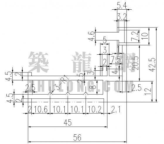 泰丰型材TF-037