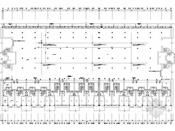 [黑龙江]小高层住宅楼采暖系统设计施工图(含给排水设计)