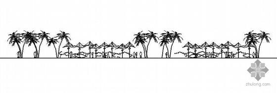 住宅小区景观施工图全套