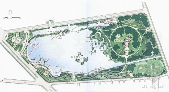 淮安市公园规划设计方案
