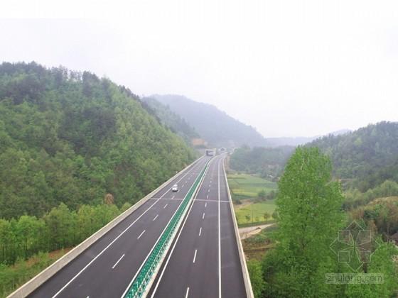 高速公路路基支挡、防护工程设计图CAD