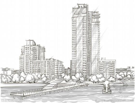 [北京]高层住宅楼工程造价指标分析