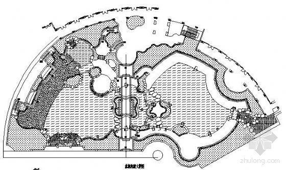 特色水池设计图