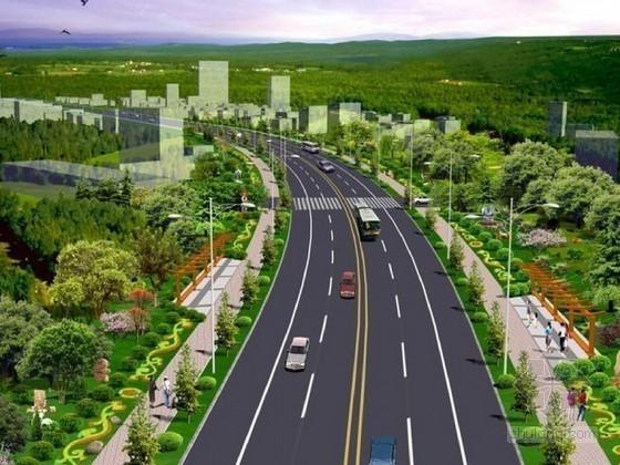 [云南]双向六车道高速公路改扩建工程施工组织设计126页(路桥涵立交)