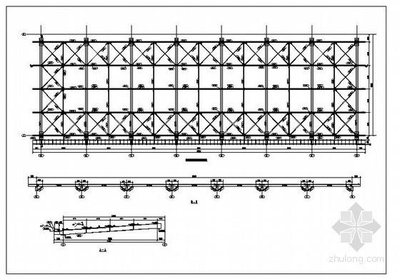 某钢结构屋面系统节点构造详图