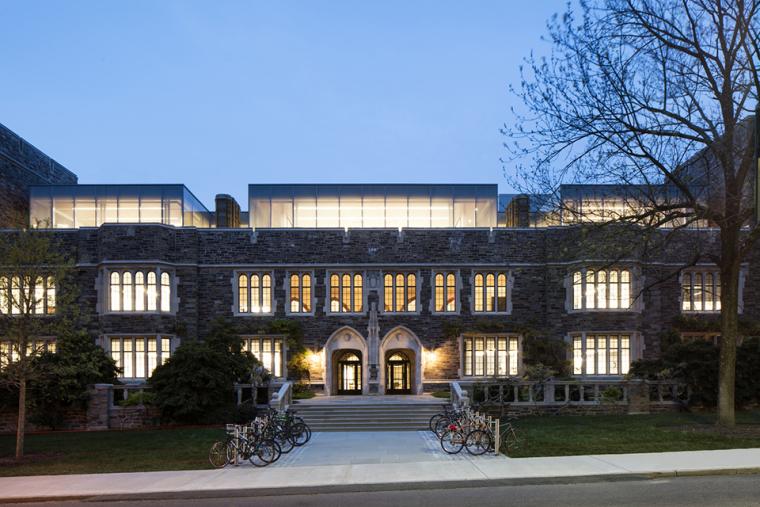 普林斯顿大学教学楼-6