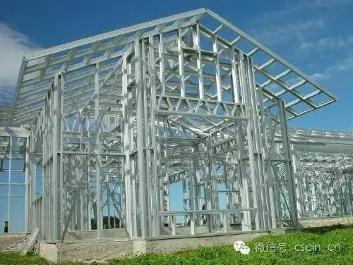 胡育科:钢结构住宅,装配式建筑的新主角