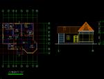 度假村别墅设计方案