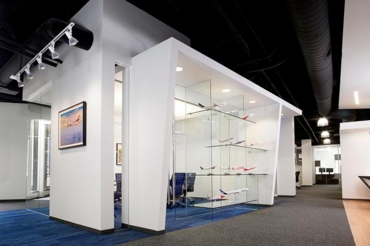 美国杰克逊航空公司办公室_7
