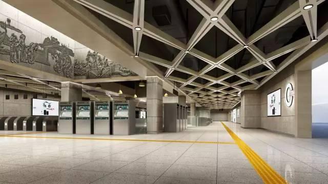 地铁车站的设计(地铁车站的影响因素、结构类型等)知多少