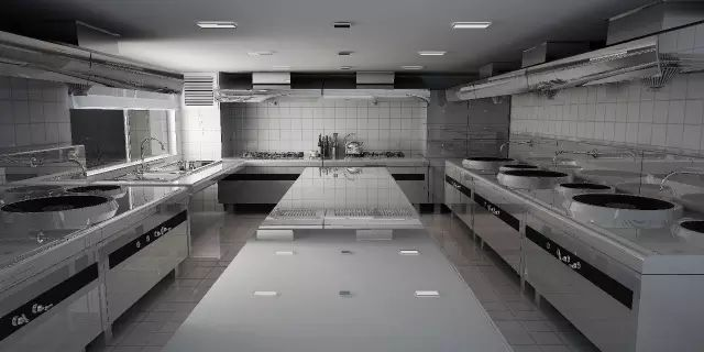 浅析厨房通风排烟管道的安装细节