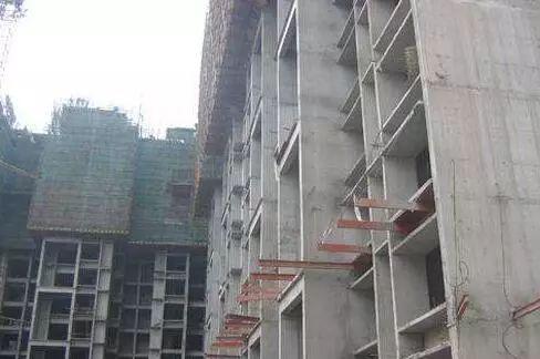 细说框架剪力墙结构的细部与通病