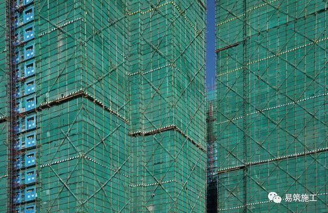 施工现场脚手架及模板支撑管理要点,几张图就说明白了