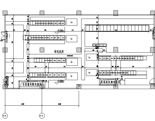 重庆恒大中央广场超高层商业综合体电气施工图_6