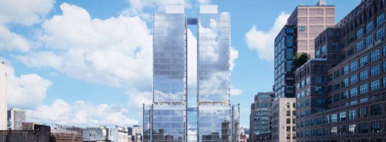 vray室外玻璃材质资料下载-伦佐·皮亚诺设计的豪华公寓,顶层复式40,500,000美元~