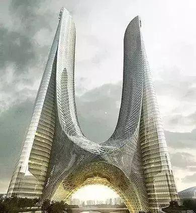 """""""杭州之门"""",将以钢结构惊艳亮相_3"""