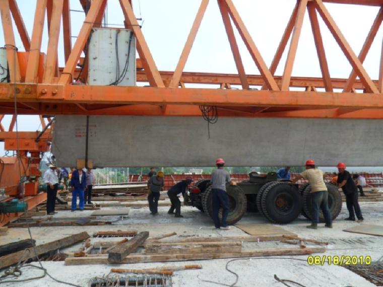 高速公路公公(铁)分离式立交桥施工组织设计