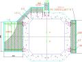 长江大桥塔柱钢箱梁双索面五跨连续斜拉桥施工方案
