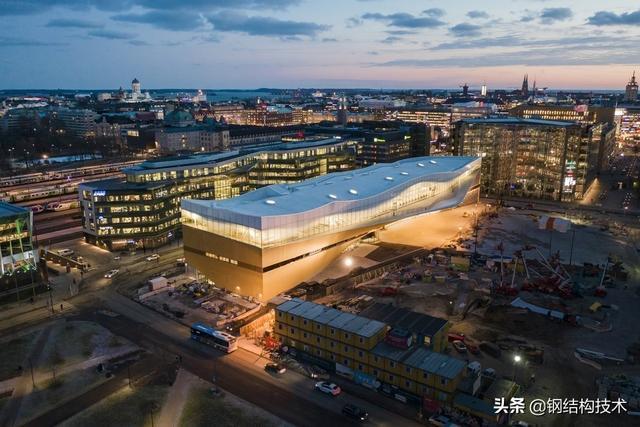 公共建筑设计典范一城市公共图书馆(芬兰)