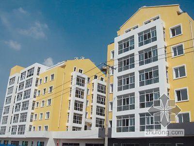 哈尔滨某棚户区改造工程施工组织设计