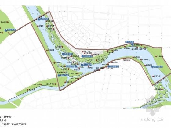 [汉中]城市滨水公园旅游规划设计