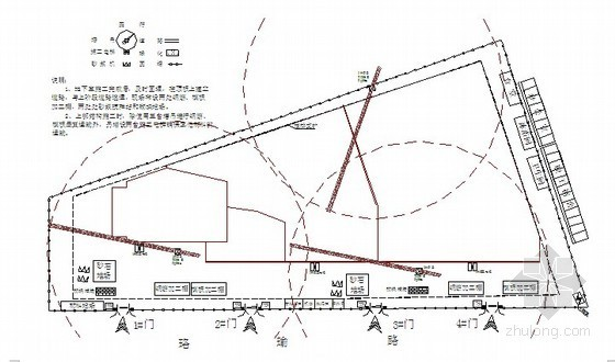 [湖北]高层办公楼劳动力、机械设备计划表(框剪结构)