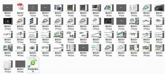 [武汉]爱国主义主题旅游核心区景观设计方案-总缩略图
