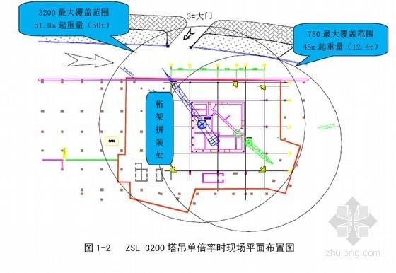 超高层转换钢桁架安装专项施工方案(多图)