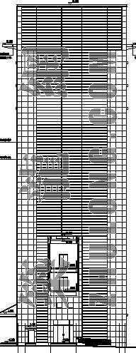 [株洲]某十层研发办公楼建筑施工图-2