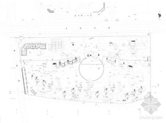 杭州高新区小区景观设计方案