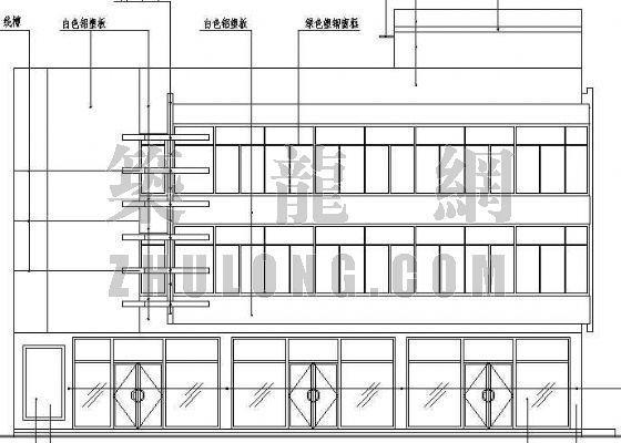 某文化厅建筑施工图