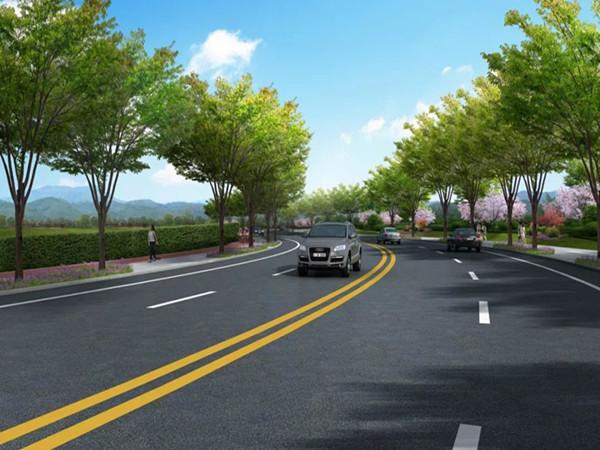 道路建设工程项目可行性研究报告(共131页)