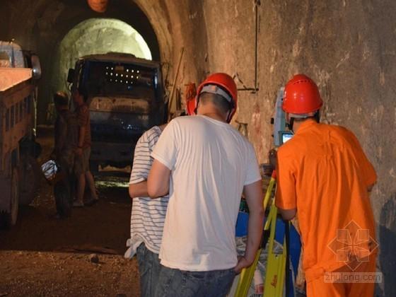地铁区间盾构施工隧道监测方案25页(含拱顶沉降 隧道上浮 隆陷)