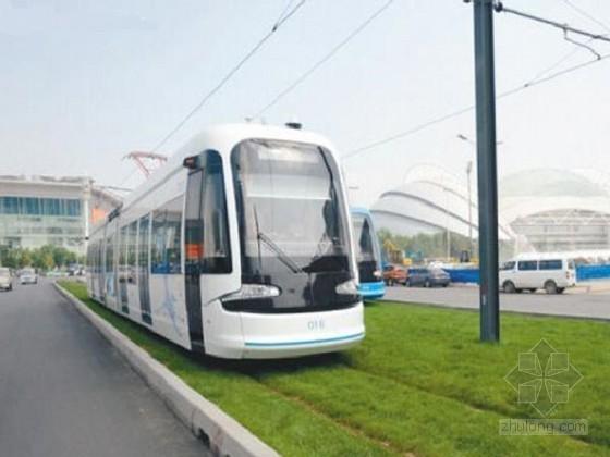 [辽宁]城市有轨电车工程施工组织设计185页(短轨枕整体道床)