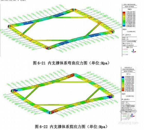 [浙江]跨海域大桥承台高5米净尺寸7.4m×6.7m单壁钢套箱施工方案及计算书83页