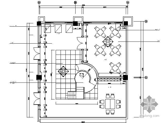 125平米幼儿园设计装修图