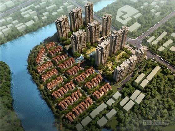 [浙江]意式风格住宅小区规划设计方案文本(知名设计院)
