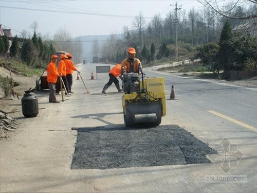 高速公路沥青路面维修工程监理投标文件(技术建议书)