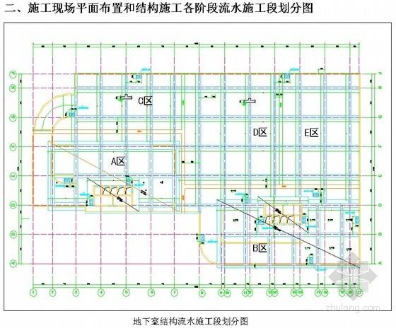 [内蒙古]高层大厦木模板及高支模施工方案