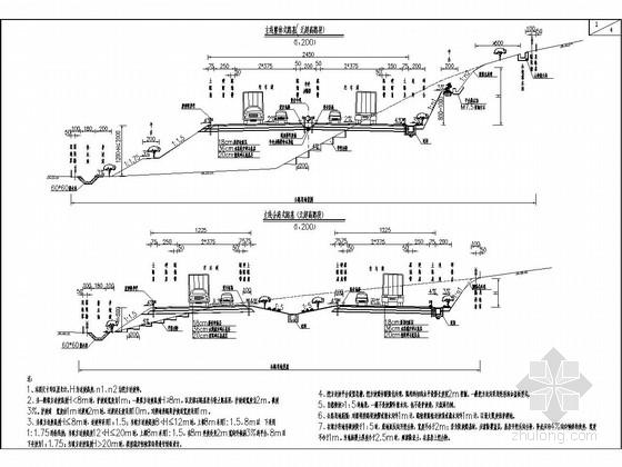 [湖北]高速公路路基工程施工图设计(含排水)